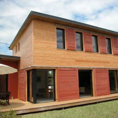 Extension en maison contemporaine à La Baule Escoublac